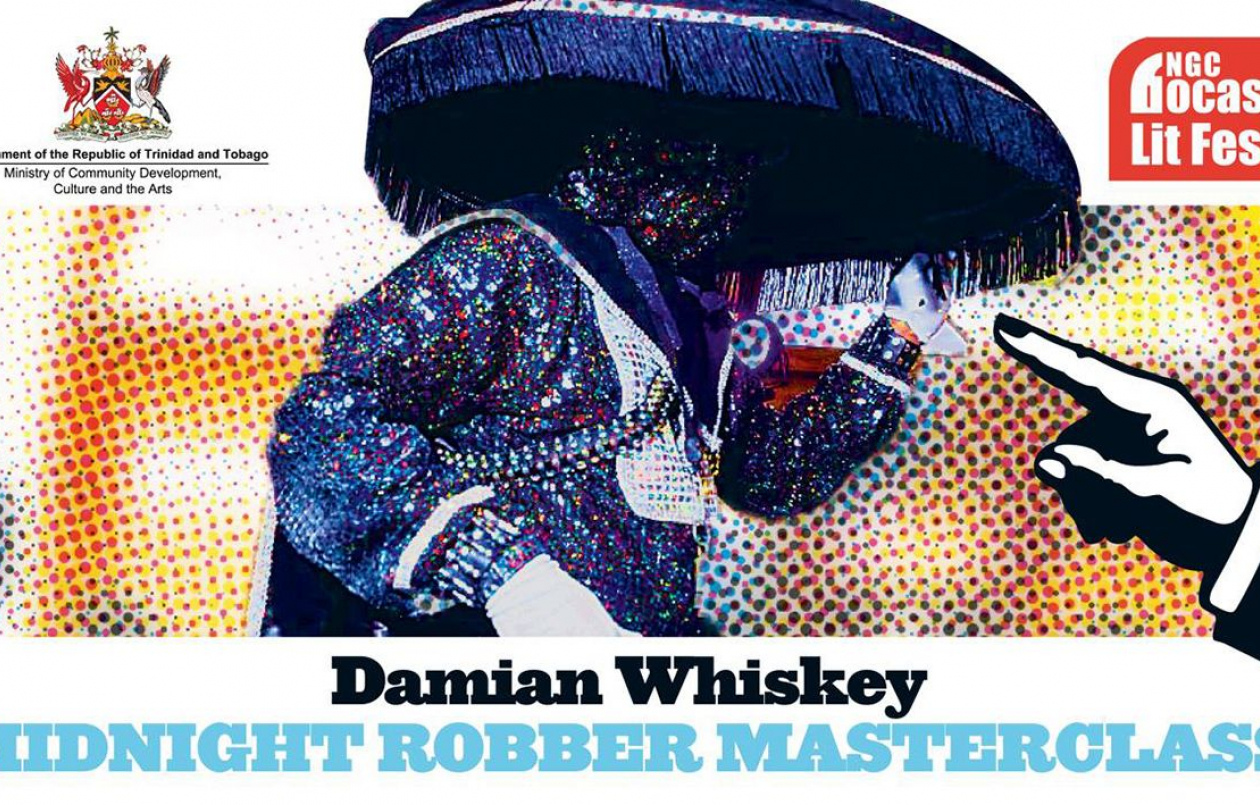 More than Robber Talk - A Masterclass with Damian Whiskey