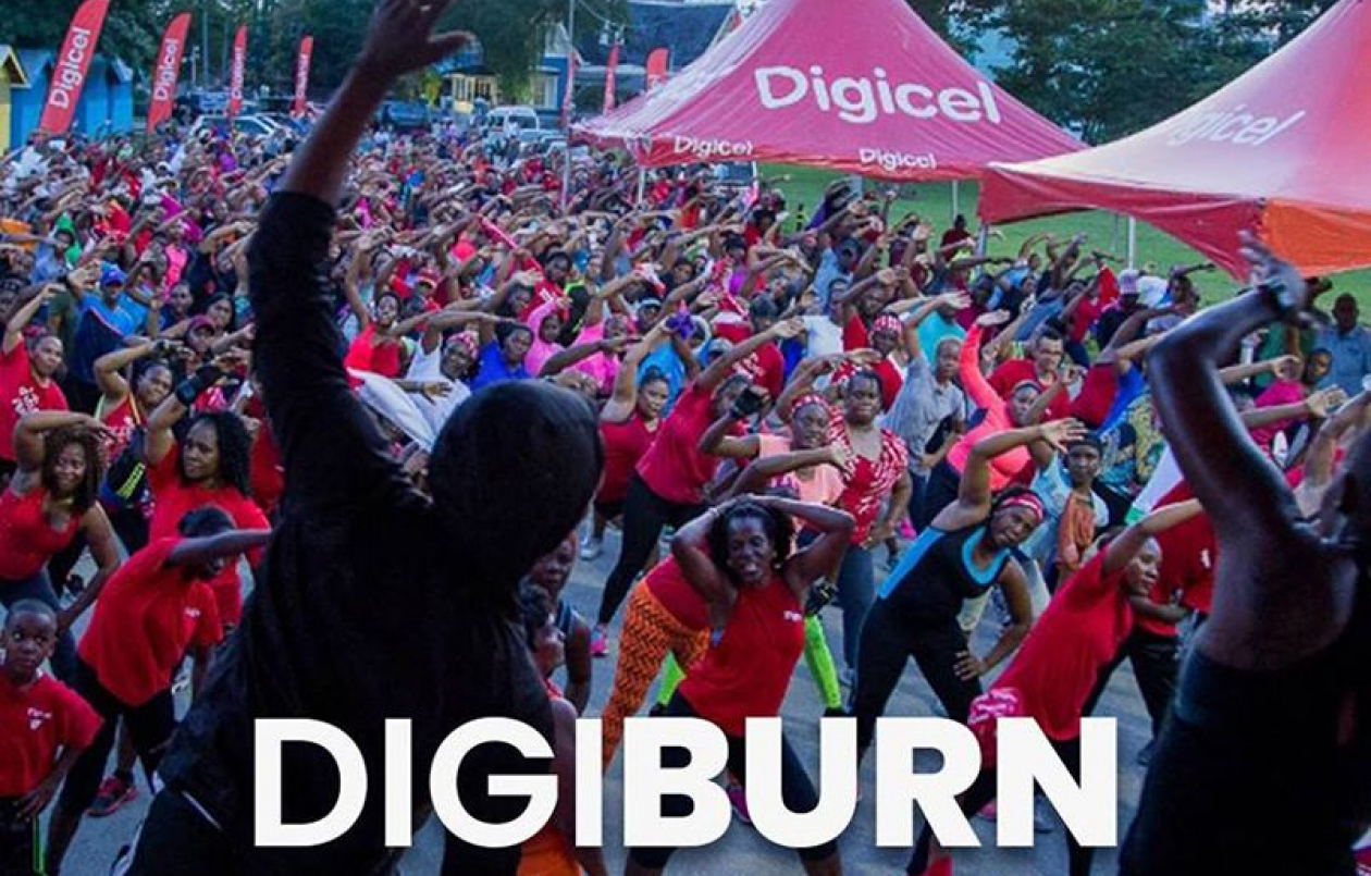 DigiBurn 2019 - Chaguanas