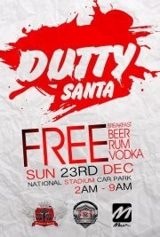 Dutty Santa
