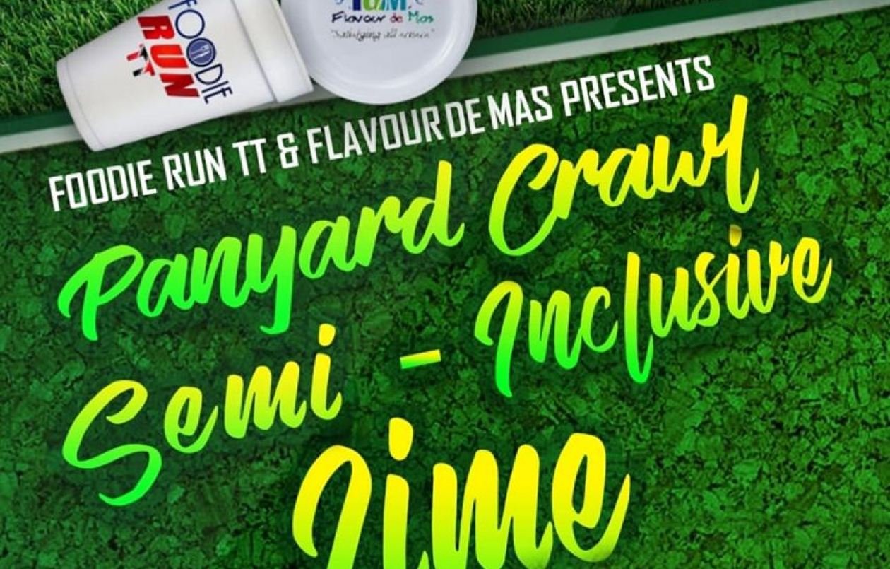 Foodie Run/Flavour de Mas Panyard Crawl Lime 2019