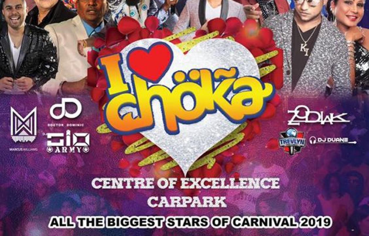 I Love Choka 2019