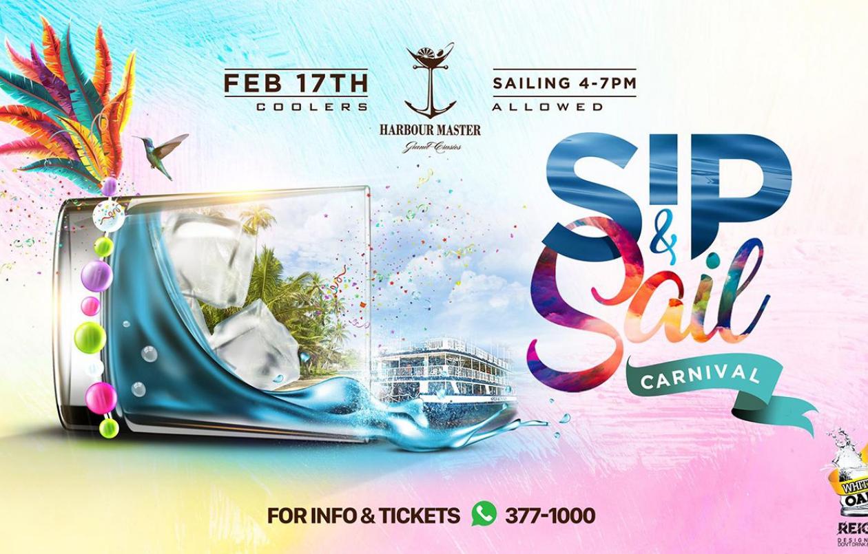 Sip & Sail Carnival 2019