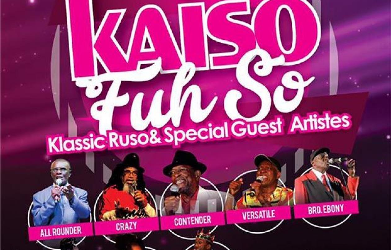 Kaiso Fuh So!