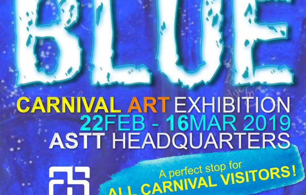 BLUE - a carnival art exhibition