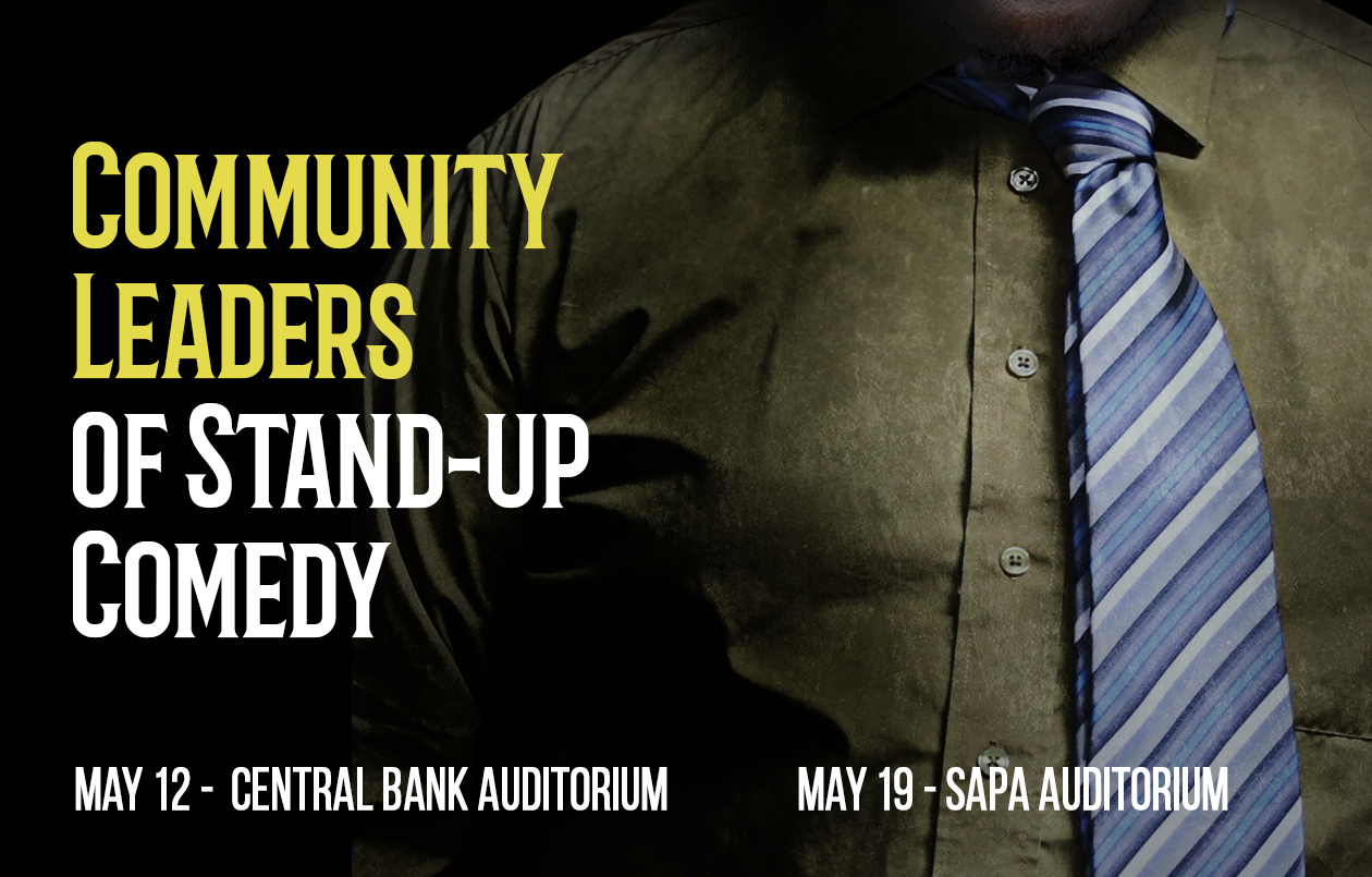 Community Leaders of Stand-up Comedy (South Show)
