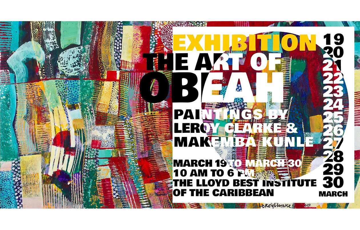 Art of Obeah - Art Exhibition: Leroy Clarke & Makemba Kunle