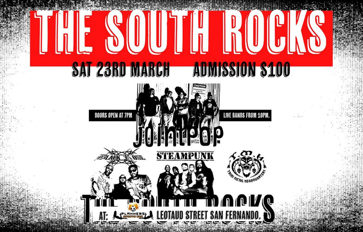 The SOUTH ROCKS