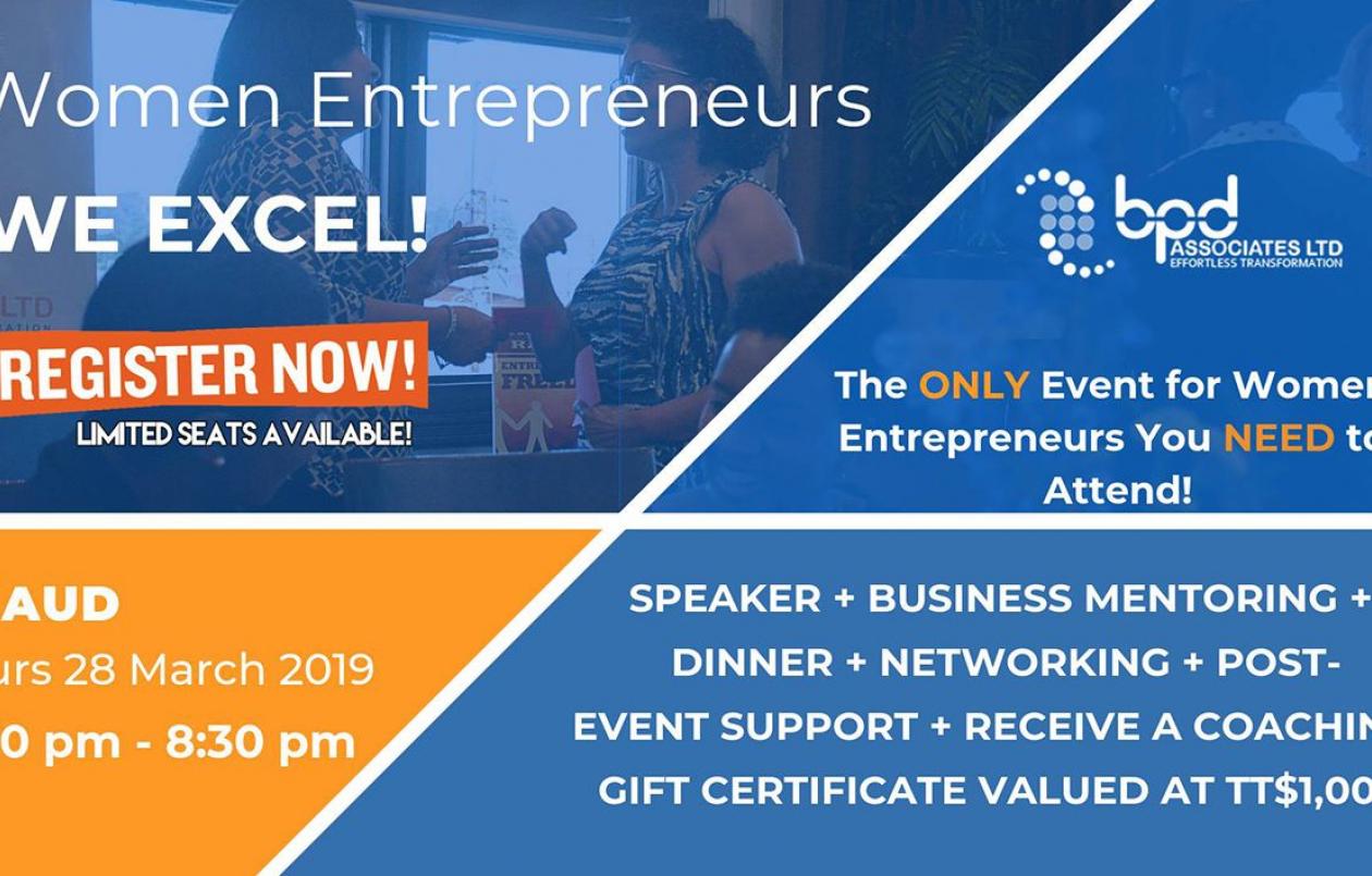 Women Entrepreneurs - WE EXCEL