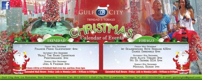 Gulf City Mall Christmas Celebrations