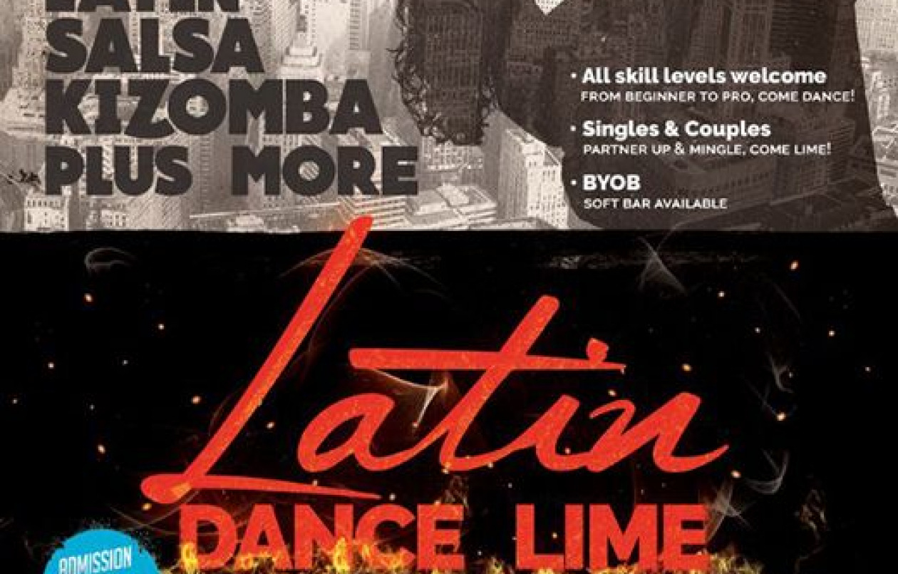 Latin Dance Night - 29.3.19