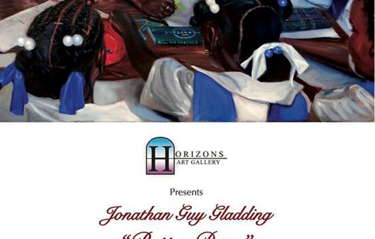 Better Days: An Exhibition of Works by Jonathan Guy Gladding