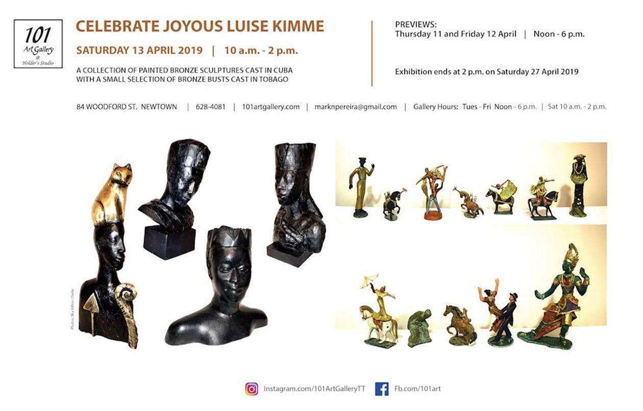 Celebrate Joyous Luise Kimme