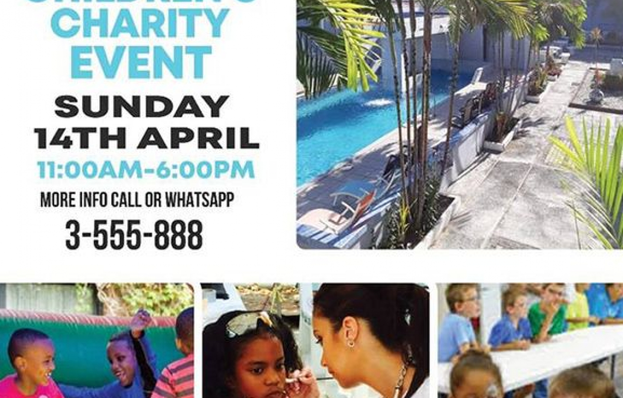Green Palm Children's Easter Charity Fun Day 2019