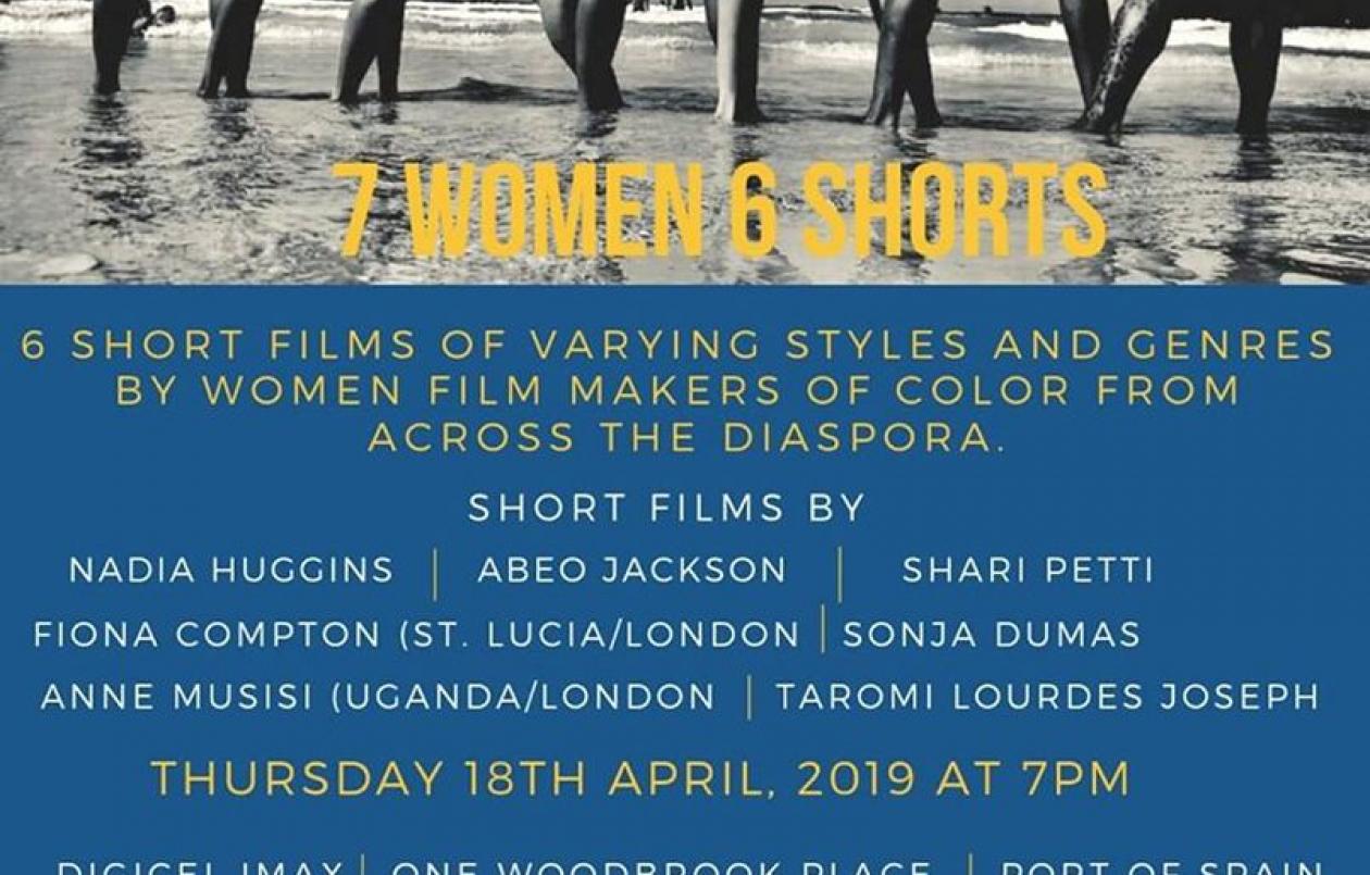 7 Women 6 Shorts