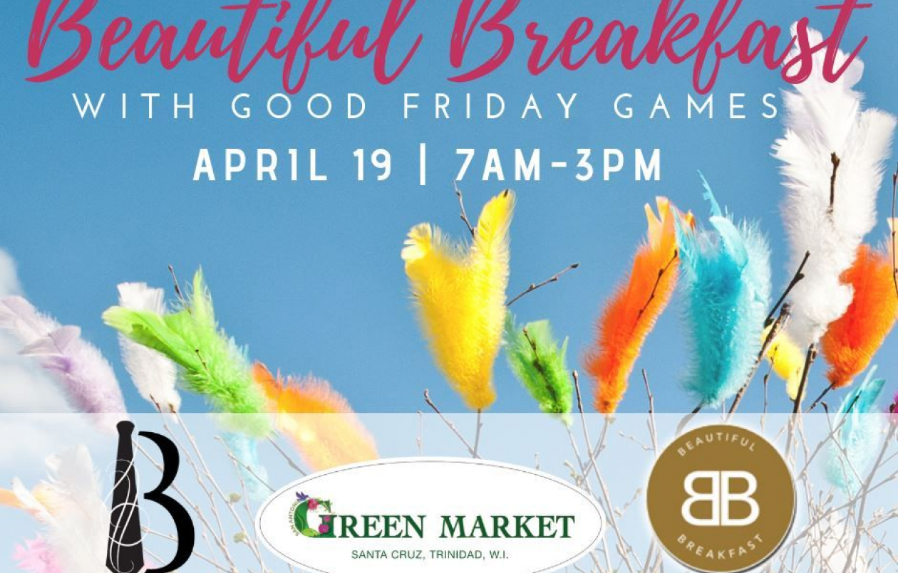 Beautiful Breakfast with Good Friday Games 2019
