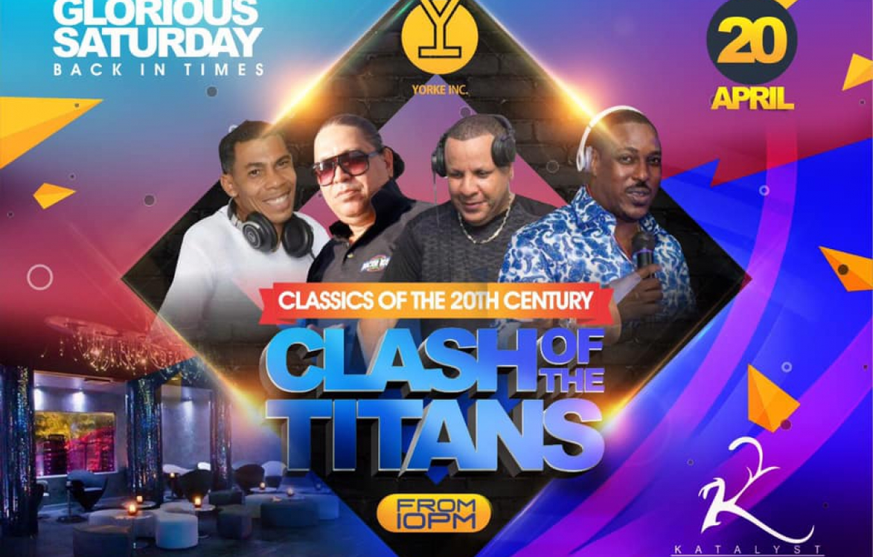 Classics of the 20th Century: Clash of the Titans