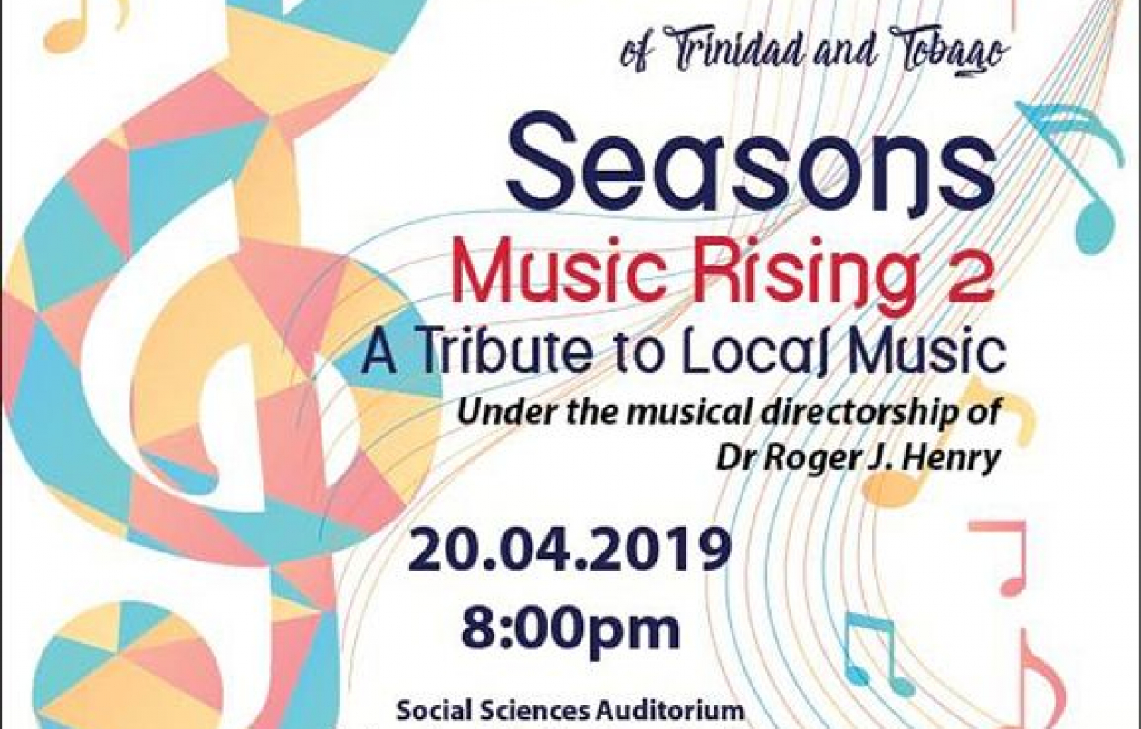 USC Music presents Seasons: Music Rising 2 - A Tribute To Local Music