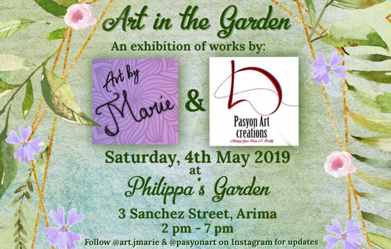 Art in the Garden: An Exhibition of Works