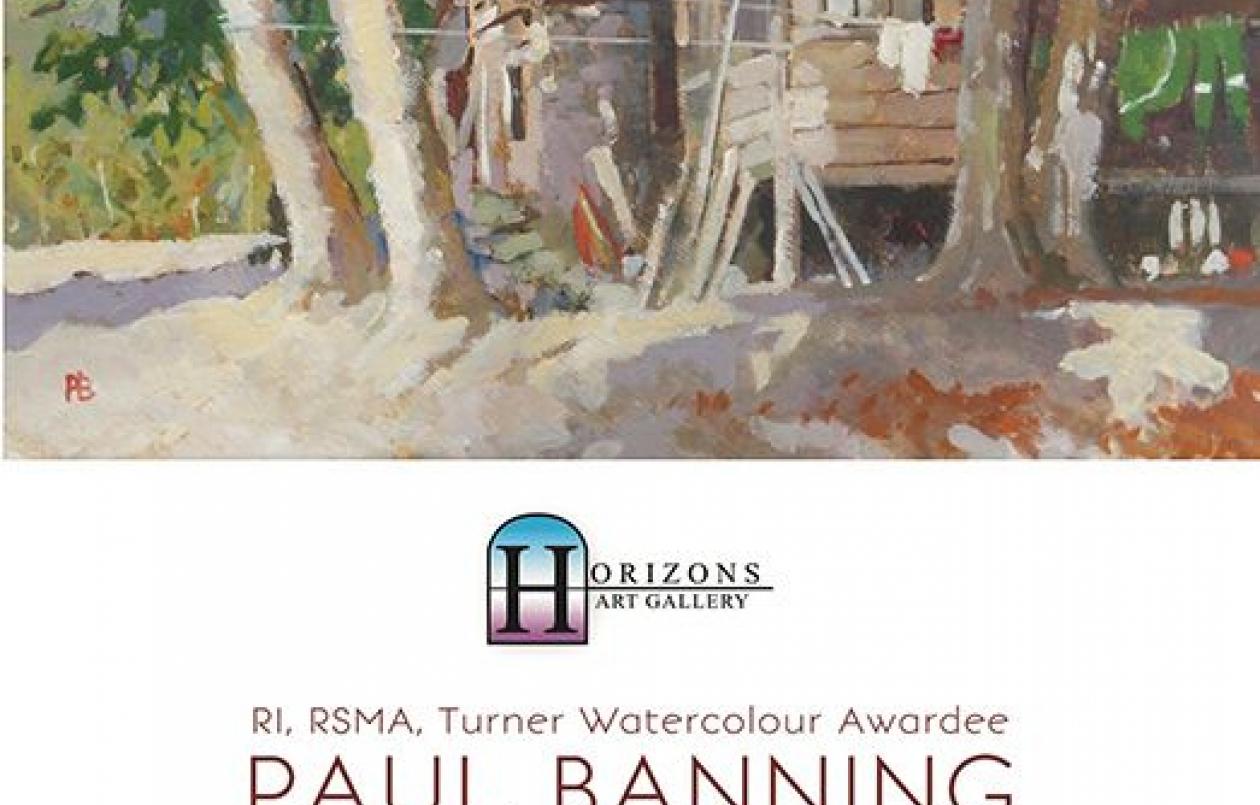 Paul Banning Exhibition