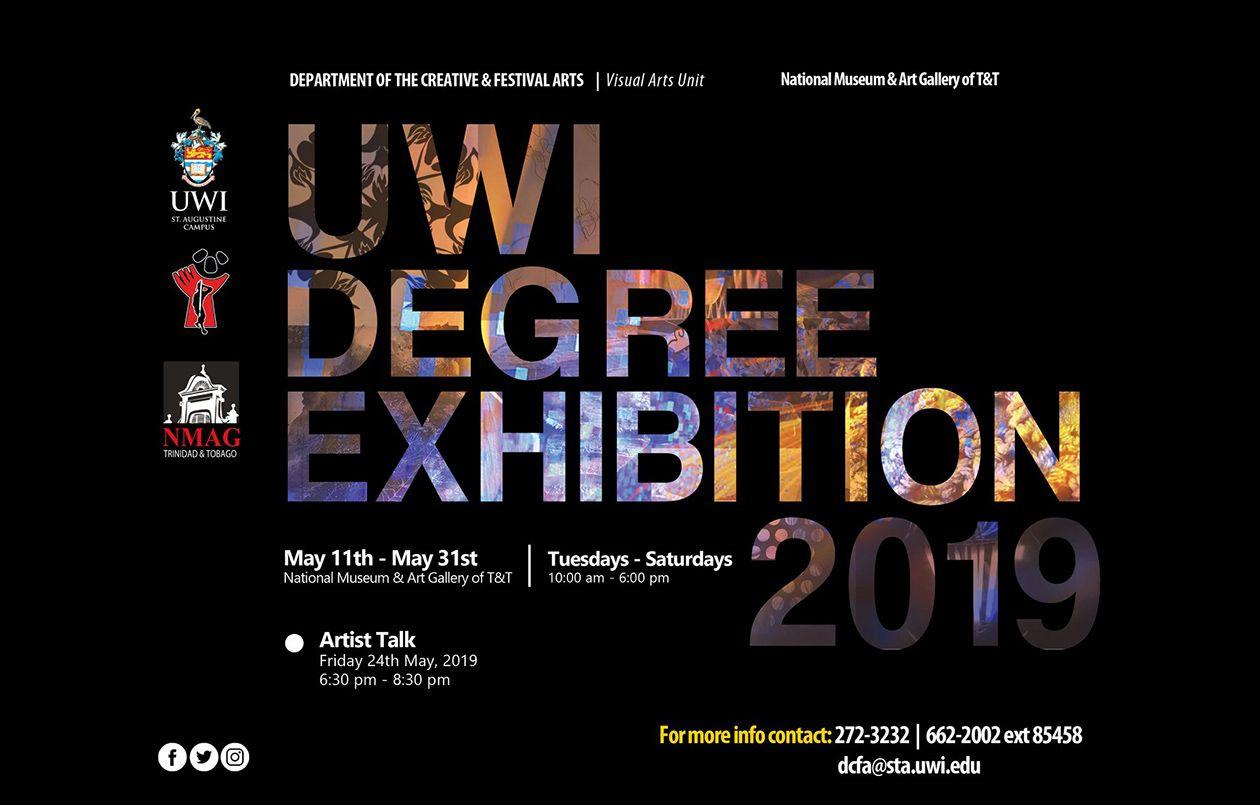 UWI Visual Arts Degree Exhibition 2019