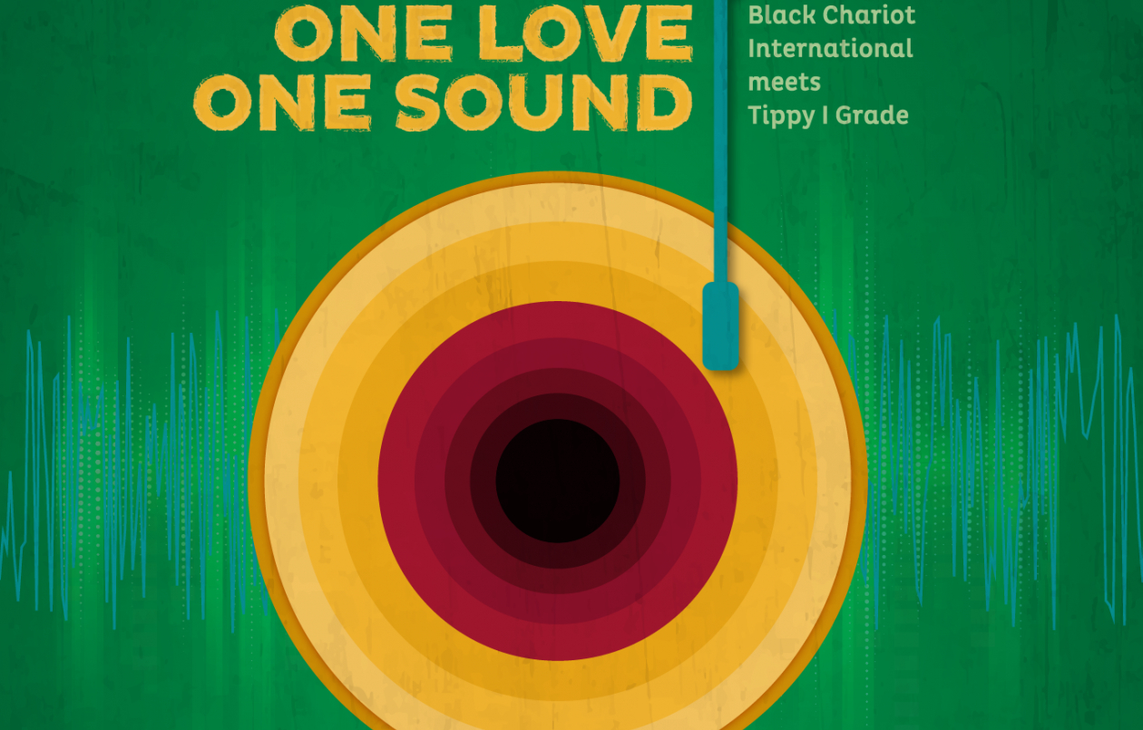 Rootsyardd Dub & Night Market - One Love, One Sound