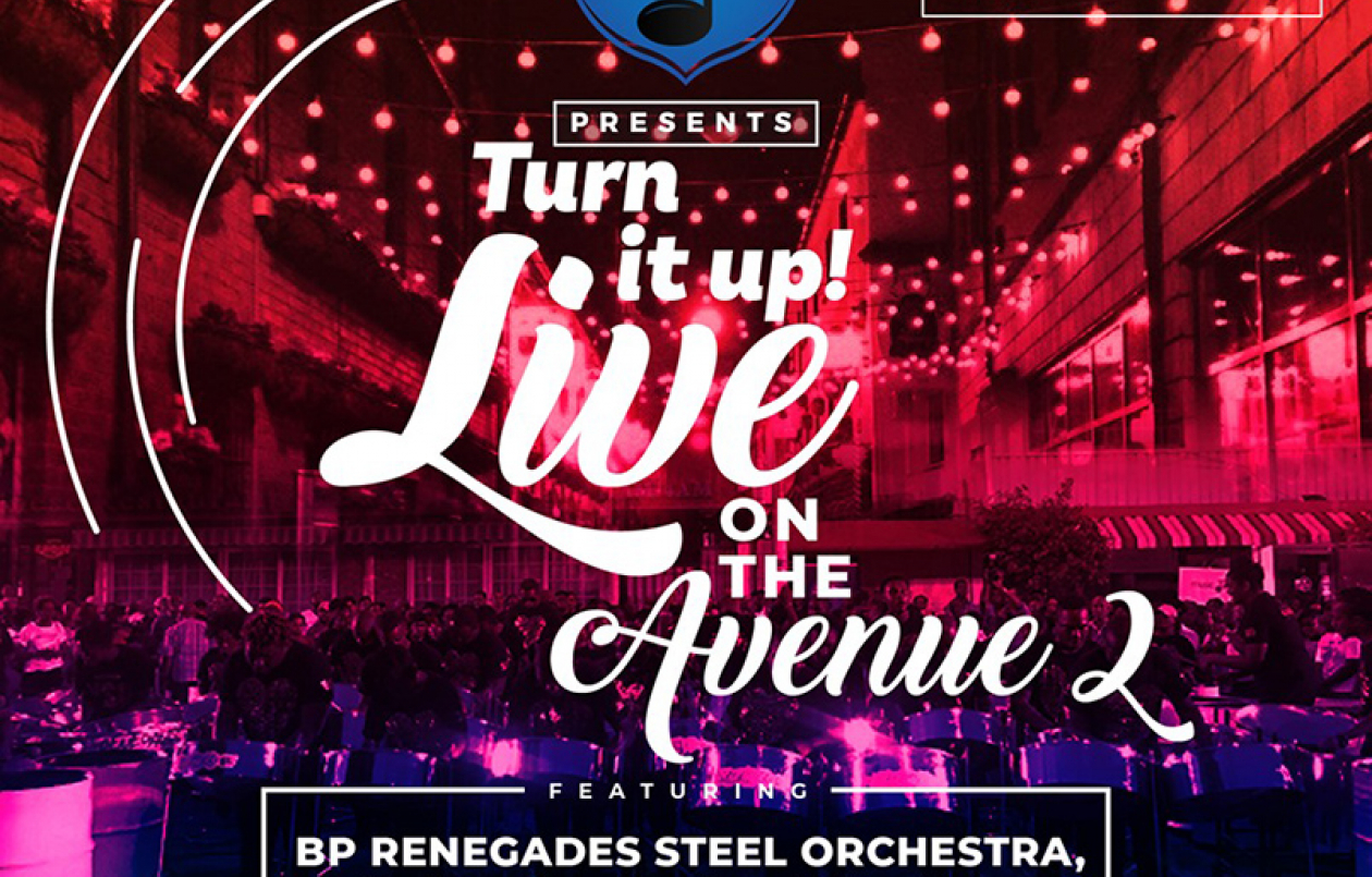 Turn It Up! Live On The Avenue 2