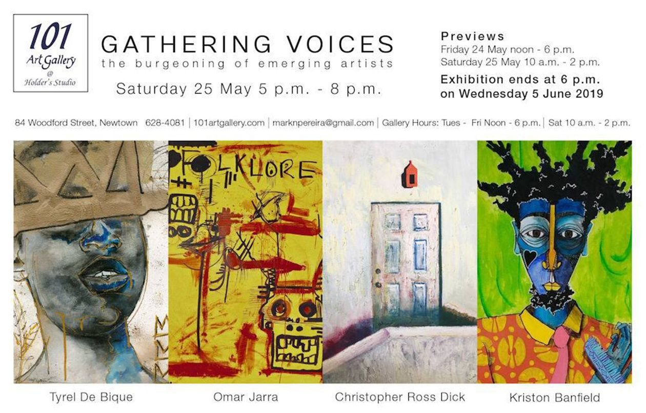Gathering Voices: The Burgeoning Of Emerging Artists