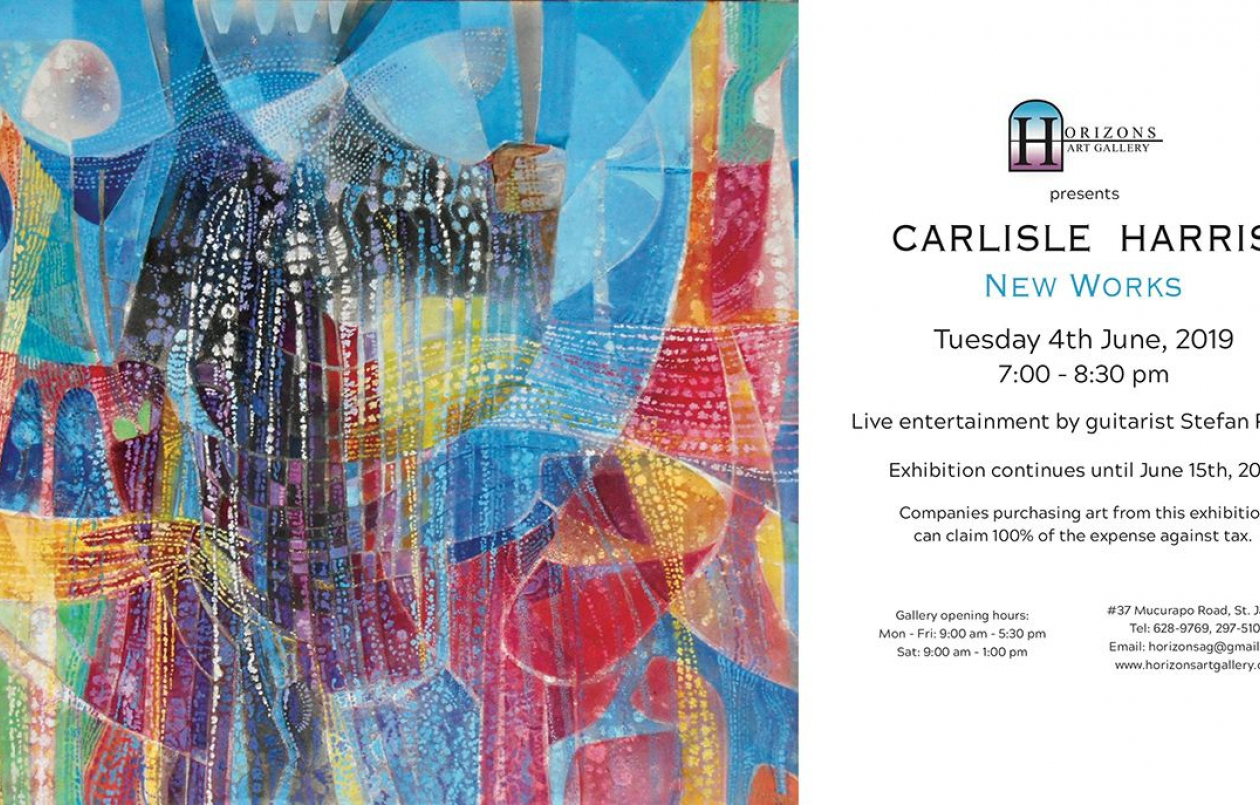 New Works by Carlisle Harris