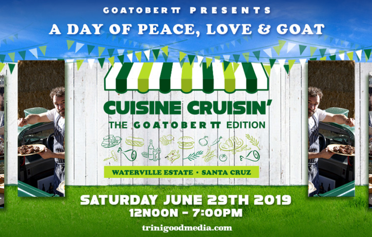 Cuisine Cruisin' - The GoatoberTT Edition