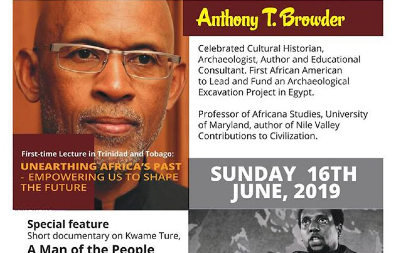 Launch of Kwame Ture Memorial Lecture Series & Film Festival 2019