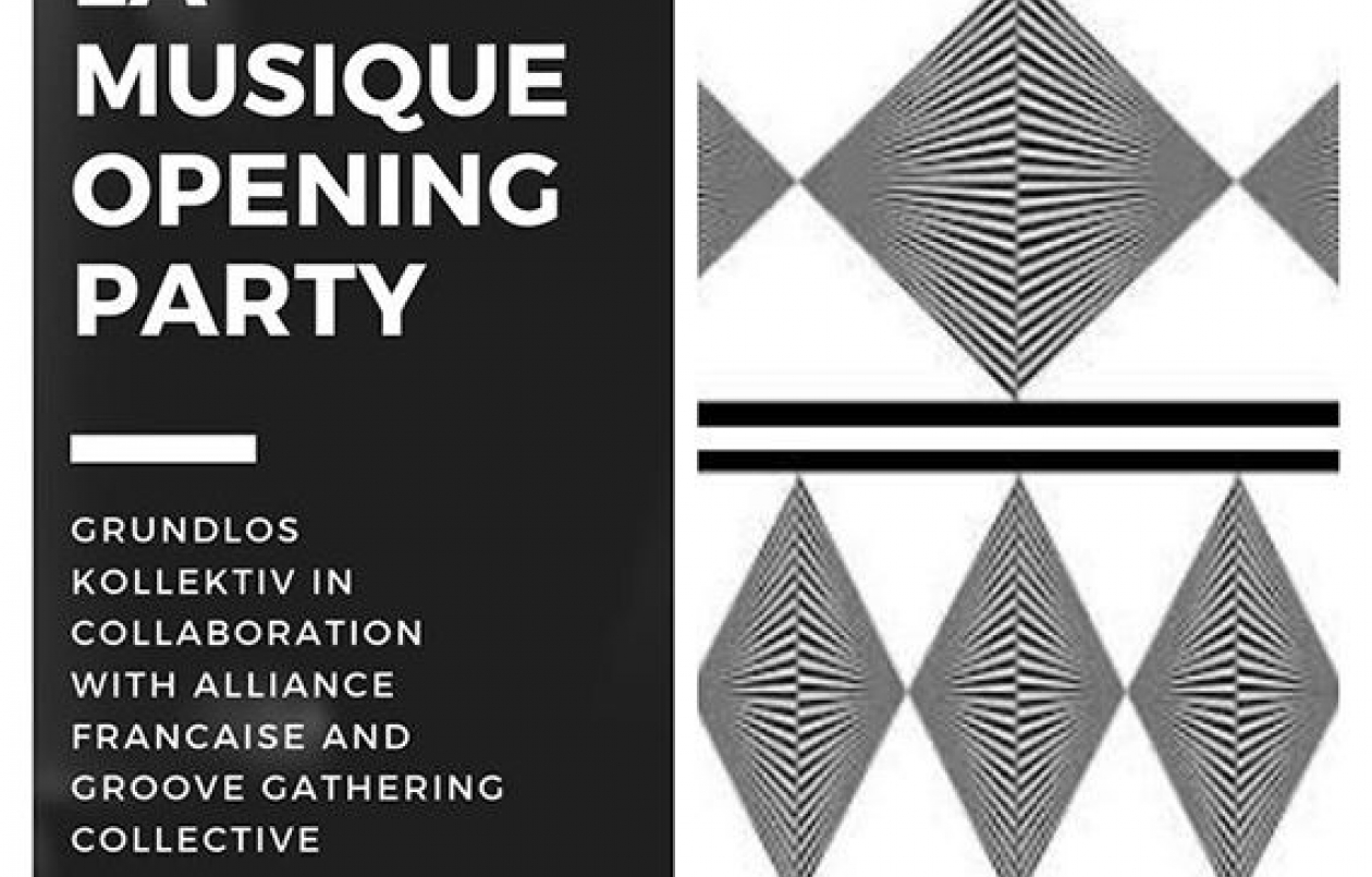 Motion. Fête de la Musique Opening Party!