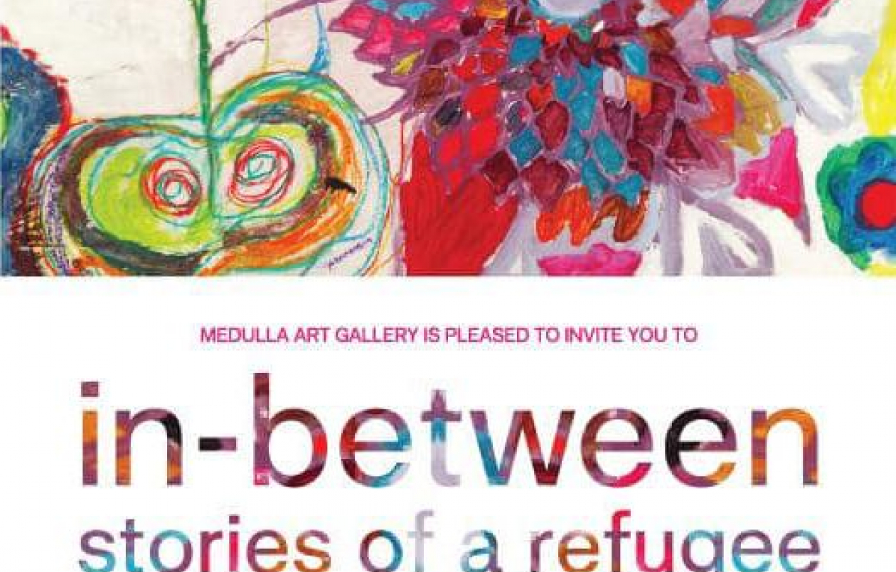 In-Between - Stories of a Refugee