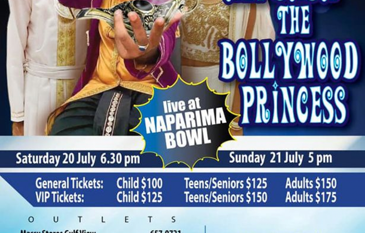 Aladdin, Ali Baba and the Bollywood Princess - 20-21.7.19