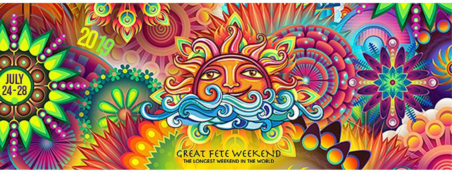 Great Fete Weekend 2019: Welcome Wednesday