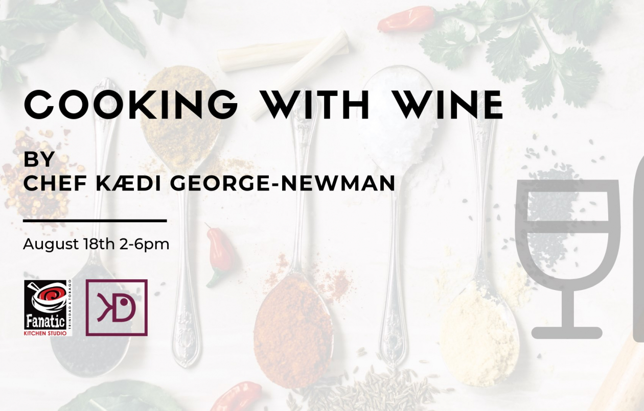 Cooking with wine: An afternoon with Chefs Kaedi and Roland