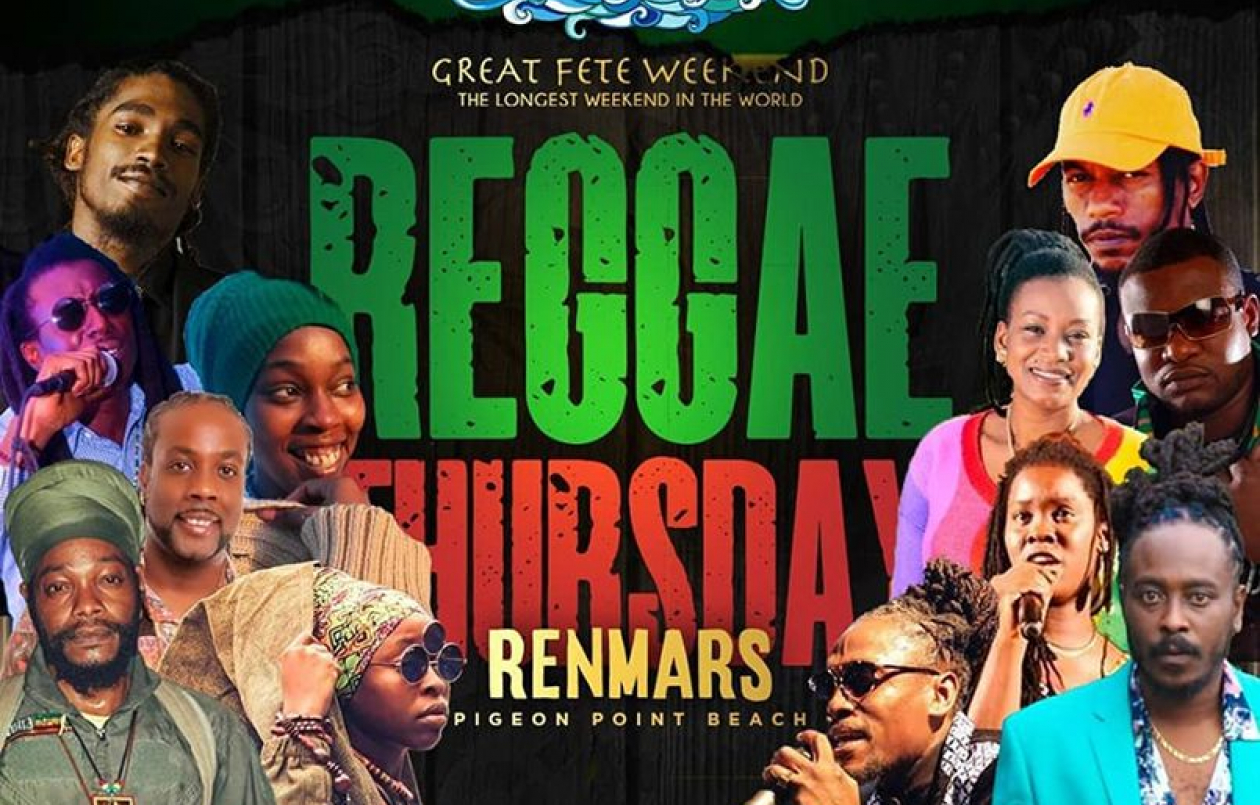 Great Fete Weekend 2019: Reggae Thursday