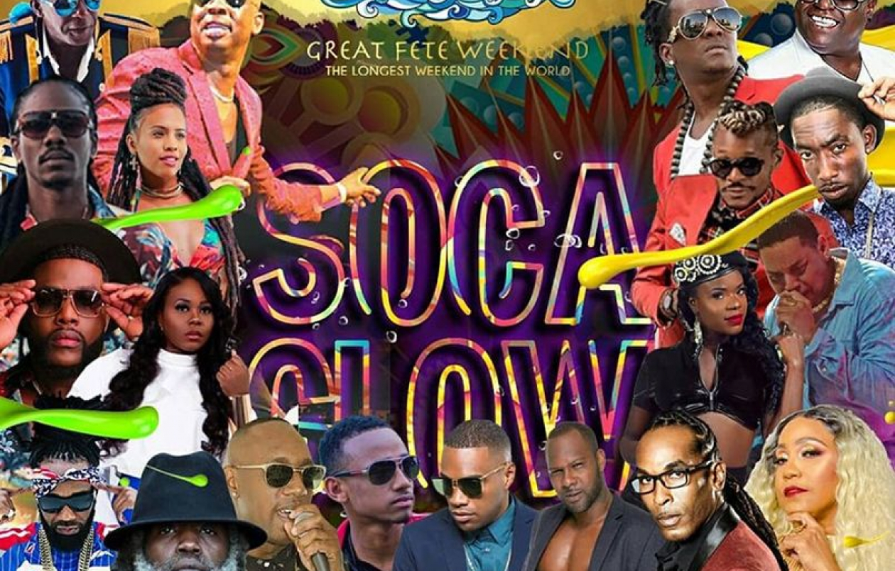 Great Fete Weekend 2019: Soca Glow