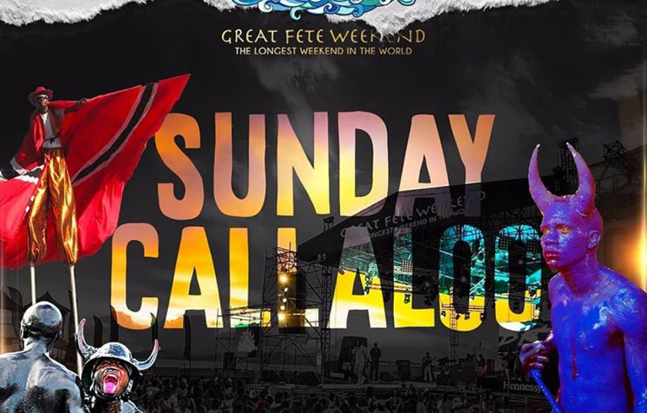 Great Fete Weekend 2019: Sunday Callaloo