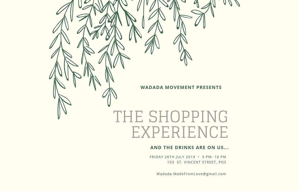 Wadada Movement: The Shopping Experience