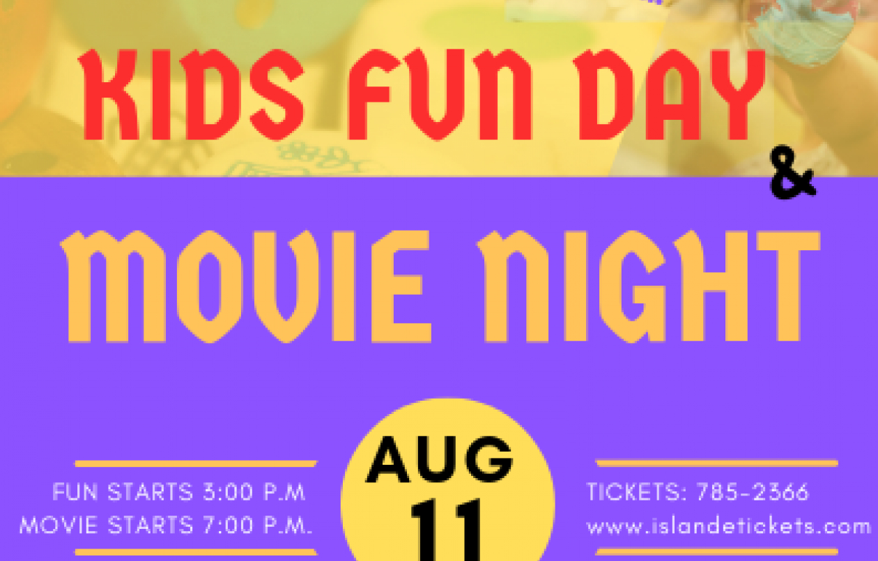 Drive in Movie KIDDIES EDITION