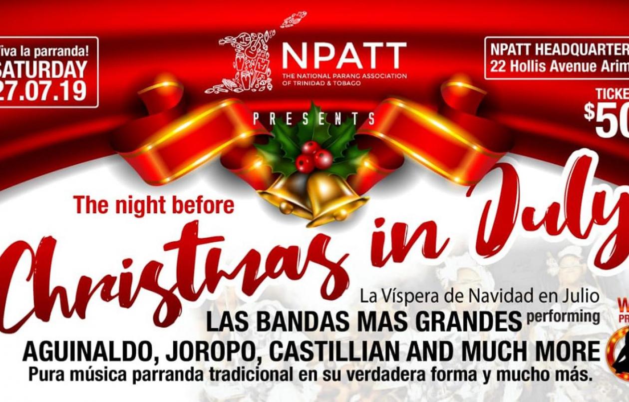 Christmas In July 2019 Images.La Vispera De Navidad En Julio Night Before Christmas In July 2019