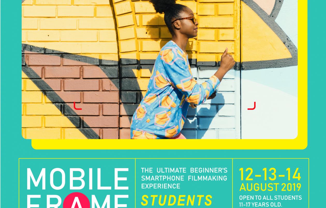 Mobile Frame: Beginner's Smartphone Filmmaking Student Workshop