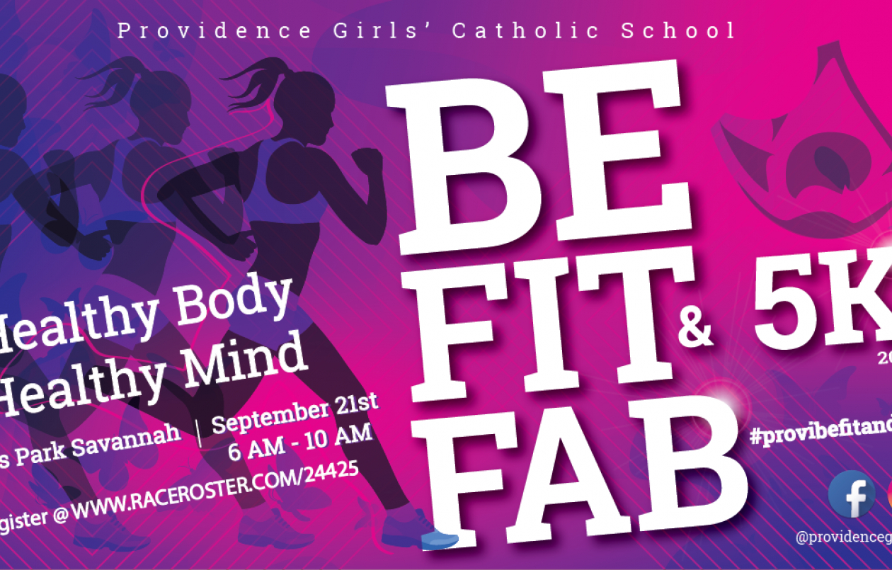 Be Fit & Fab 5K - 2019
