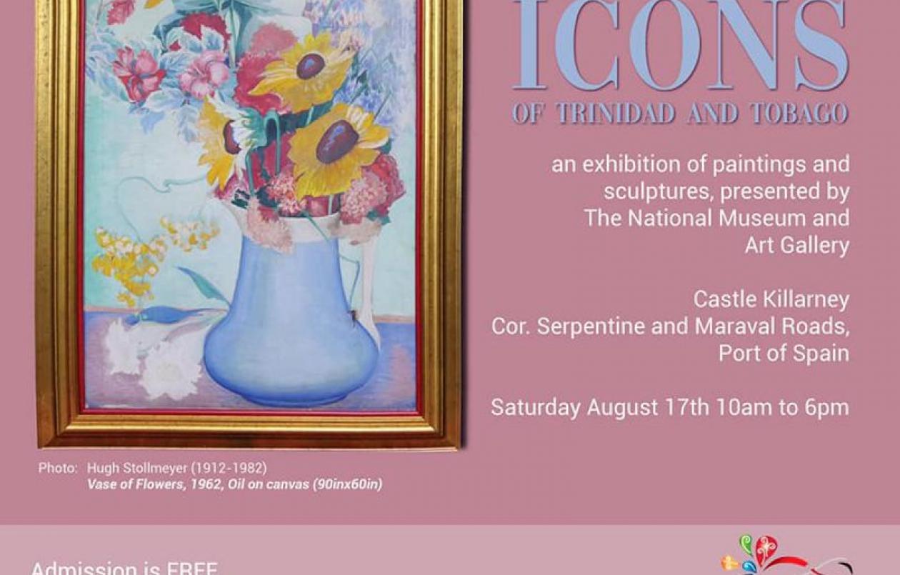 Carifesta XIV Visual Arts Exhibition: Icons of Trinidad and Tobago