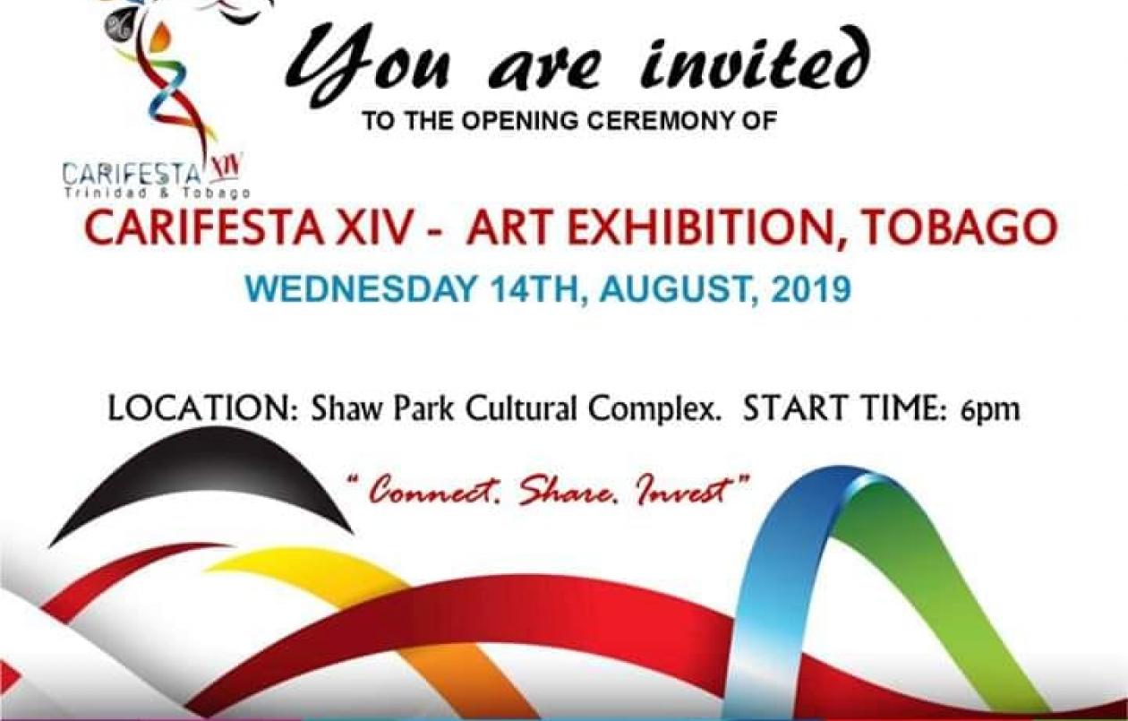 Carifesta XIV Art Exhibition, Tobago