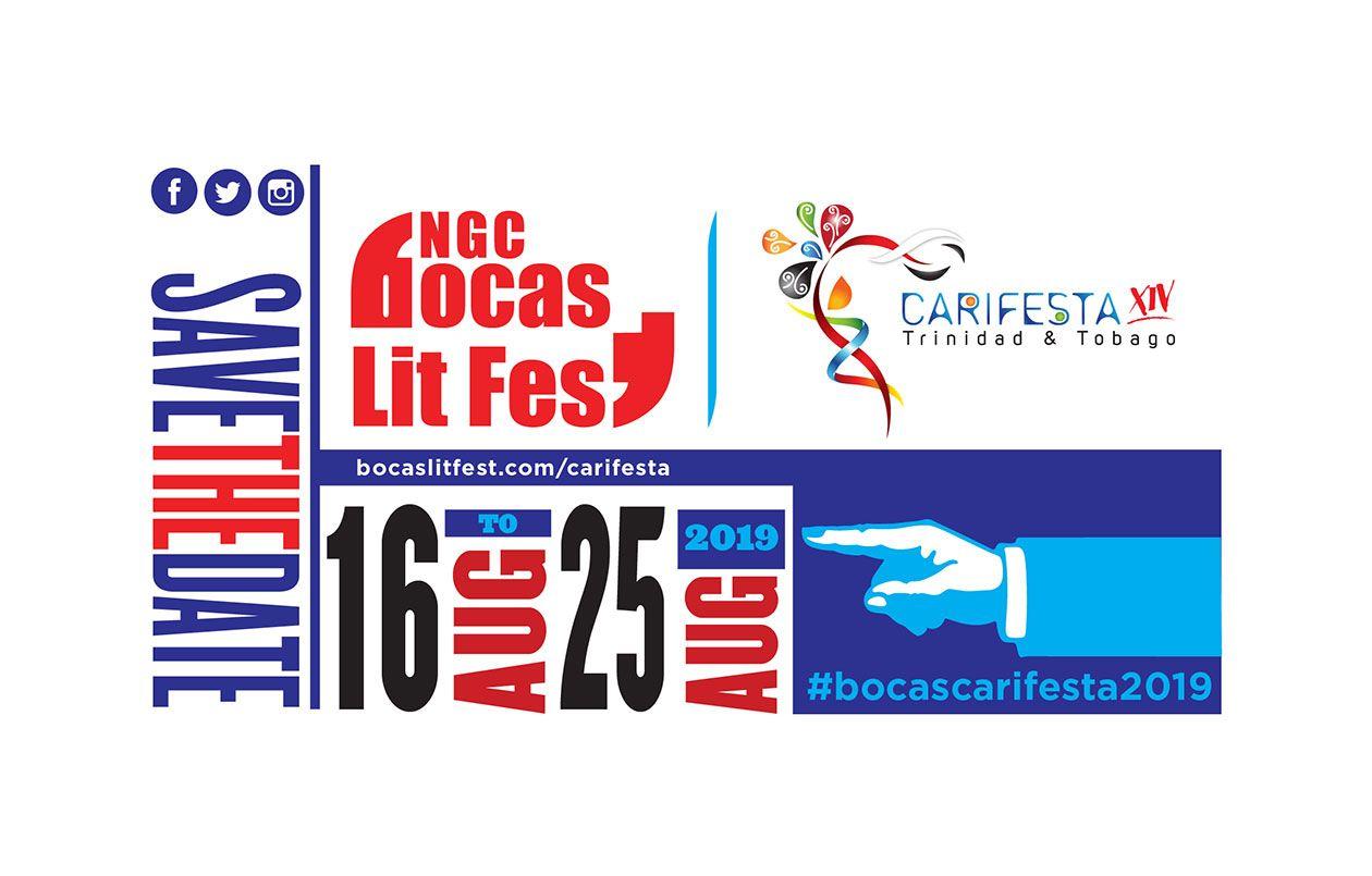Carifesta XIV Lit Fest