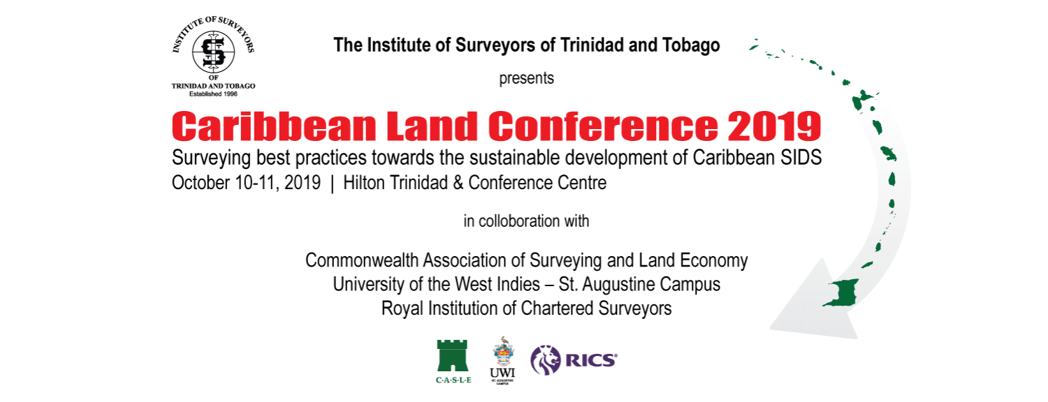 ISTT Caribbean Land Conference 2019