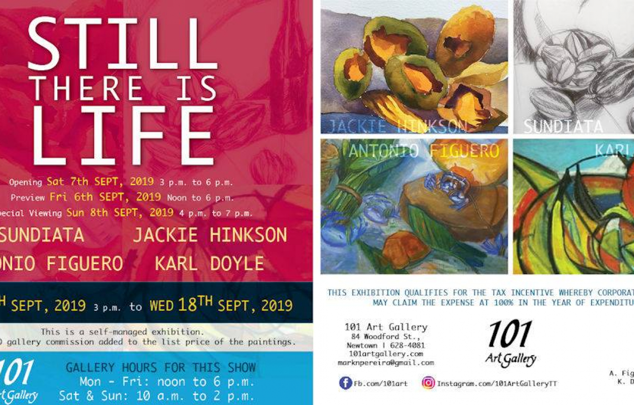 Still, there is life – Art Exhibition