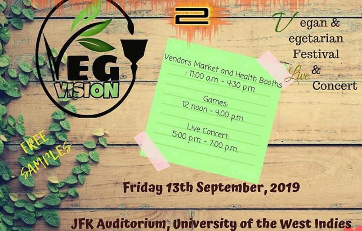 Soul Fest 2: Vegan & Vegetarian Food Festival and Concert