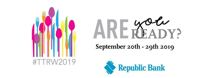 Trinidad & Tobago Restaurant Week 2019